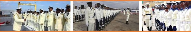 Enlistment into The Nigerian Navy DSSC Course 26: Application Form