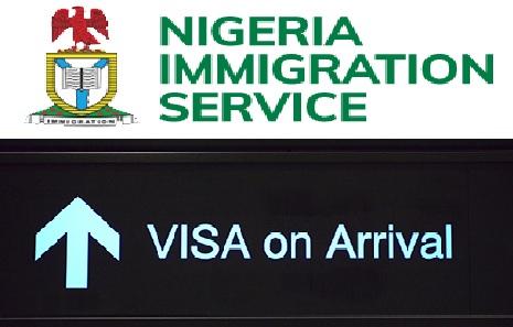 NIS www.immigration.gov.ng for Nigerian Visa-On-Arrival