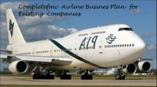 Sample Start-Up Business Plan for Airline Business in Nigeria