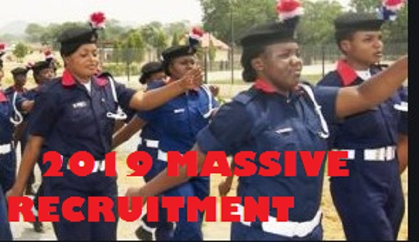 Corps Assistant (CAIII) - CONPASS 03 @ NSCDC 2019 Recruitment