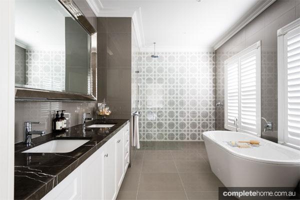 BEST OF: Grey Bathrooms