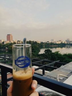 hanoi coffe cafe pho co rooftop