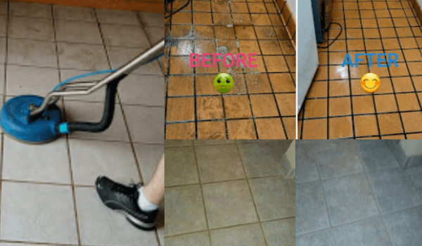tile and grout cleaning hard surface