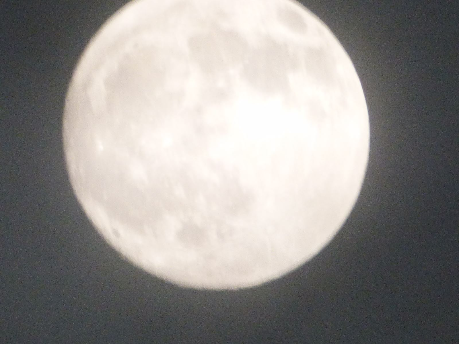 Moon 9th January 2020