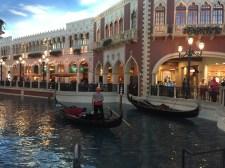 Les canaux du Venetian