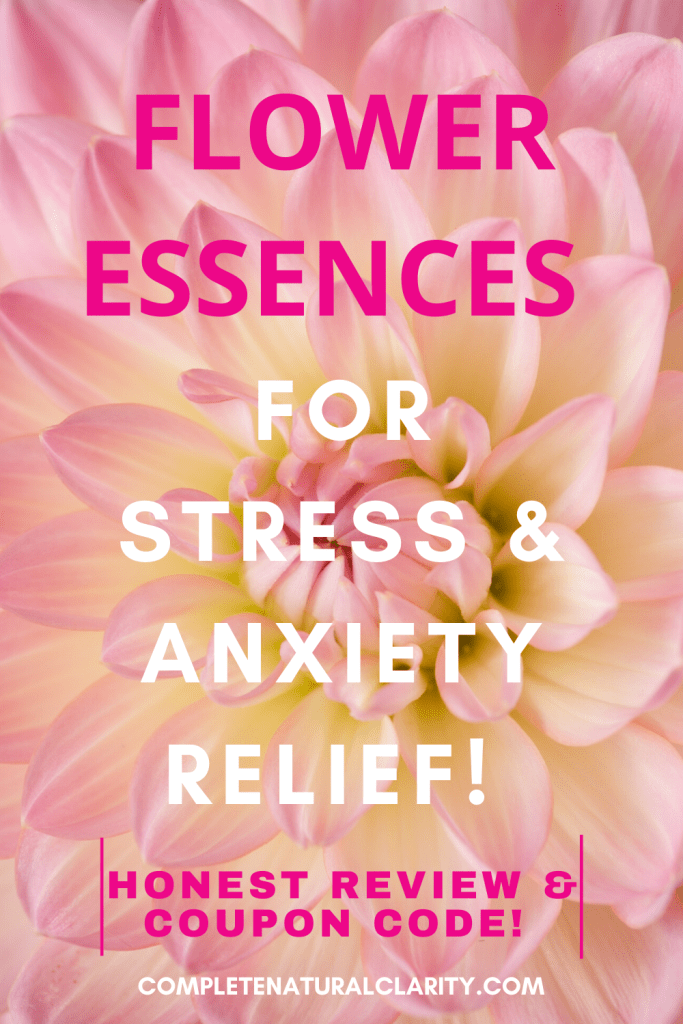 """Natural Relief from stress & anxiety with flower essences! Spring Meadow Aura Mist from Pacific Northwest Essences has been a lifesaver in my wellness """"toolkit"""" as it balances my energy, grounds me, & keeps me centered when I'm feeling utterly overwhelmed! Click to read my full Review for more insight with an exclusive coupon code! #floweressence #auramist #energyhealing #stressrelief #anxietyrelief #chakrabalancing #alternativemedicine #naturalremedies"""