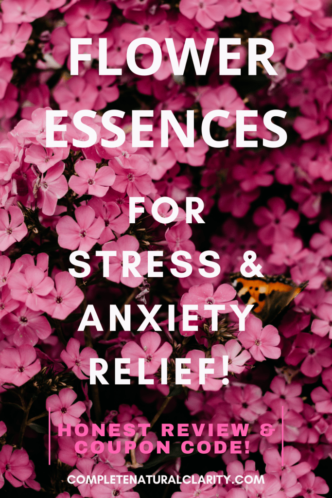 """Natural Relief from Stress & Anxiety with Flower Essences! Spring Meadow Aura Mist from Pacific Northwest Essences has been a lifesaver in my wellness """"toolkit"""" as it balances my energy, grounds me, & keeps me centered when I'm feeling utterly overwhelmed! Learn about how Flower Essences can relieve ANXIETY & read my full Review with an exclusive coupon code! #floweressences #auramist #energyhealing #stressrelief #anxietyrelief #chakrabalancing #alternativemedicine #naturalremedies"""