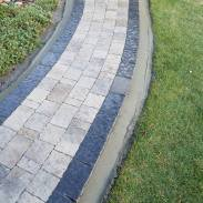 Farmington Hills Brick Paver Walkway