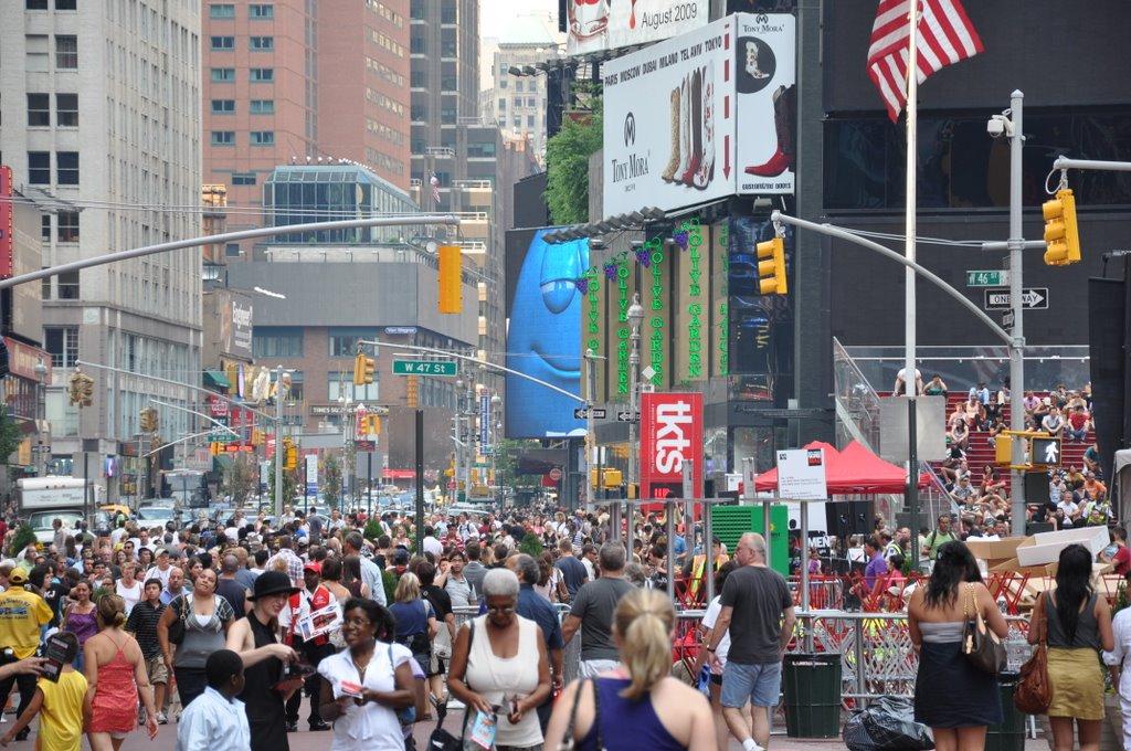 Broadway & 46th