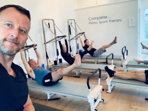 brian complete pilates