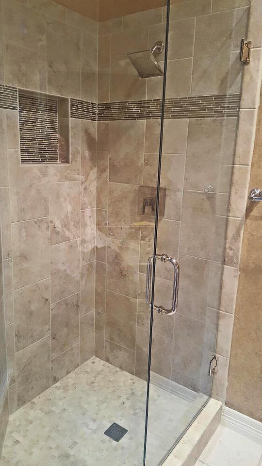 Shower Remodel | Remodeling Contractor | Complete ...