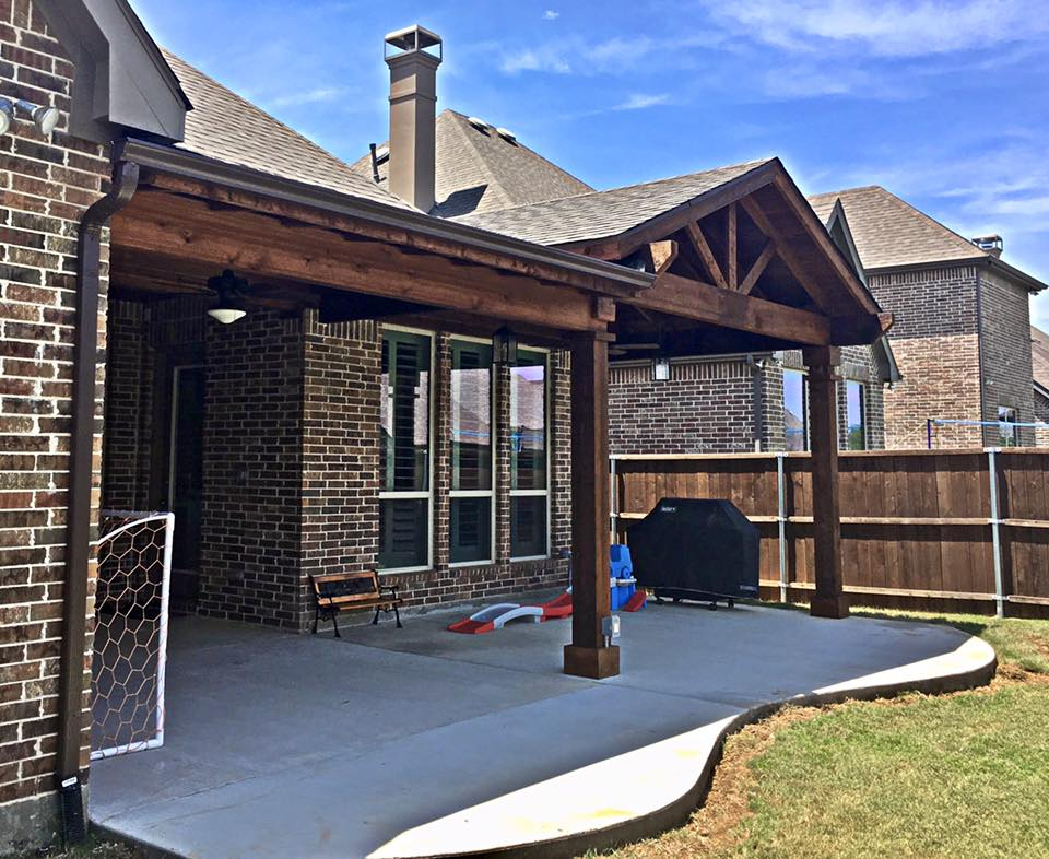 Covered Patio Extension | Remodeling Contractor | Complete ... on Extended Covered Patio Ideas id=58057