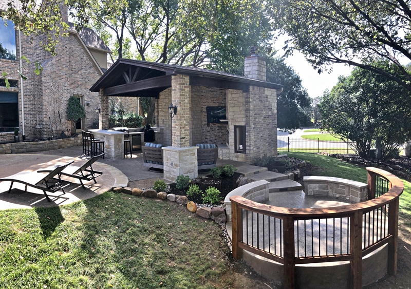 Outdoor Living Space | Remodeling Contractor | Complete ... on Complete Outdoor Living id=22533