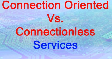 Connection-Oriented Vs. Connectionless services (Pros & Cons) & (Design Issue)