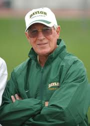 Clyde Hart, Director of Track and Field at Baylor University.