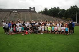 summer distance running camps