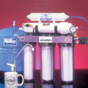 Aquathin Aquaking Water Purification