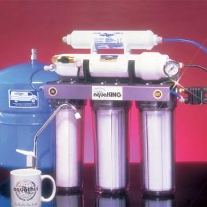 Aquathin Aquaking Water Purification