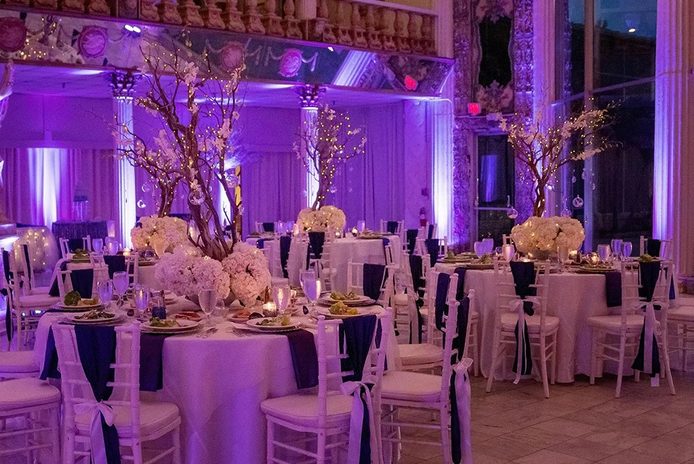 chicago event lighting complete