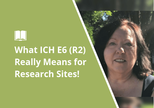 2018-10 Webinar What ICH E6 R2 Really Means for Research Sites Portfolio2