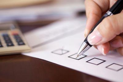 Investigator file checklist