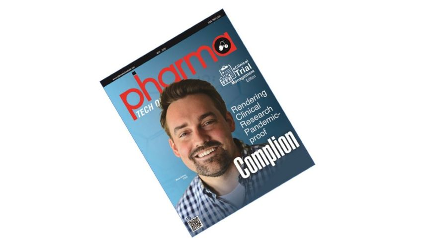 PharmaTech Outlook May 2020 Cover Feature