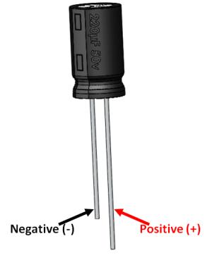 Electrolytic Capacitor: Pinout, Description & Datasheet