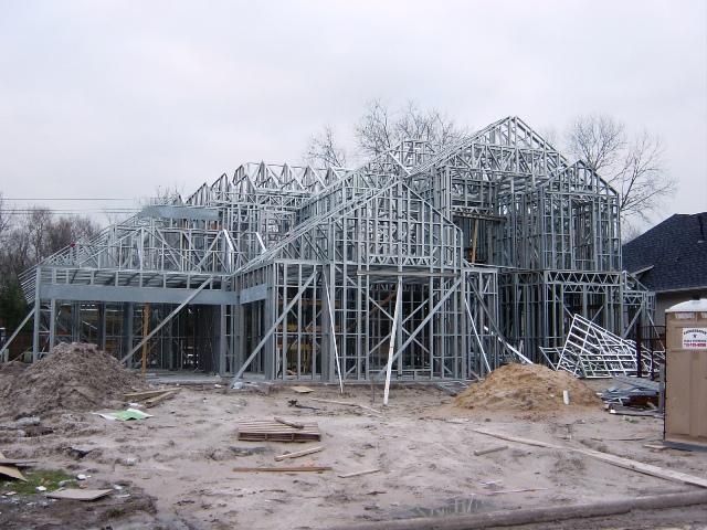 Steel Frame Comporta