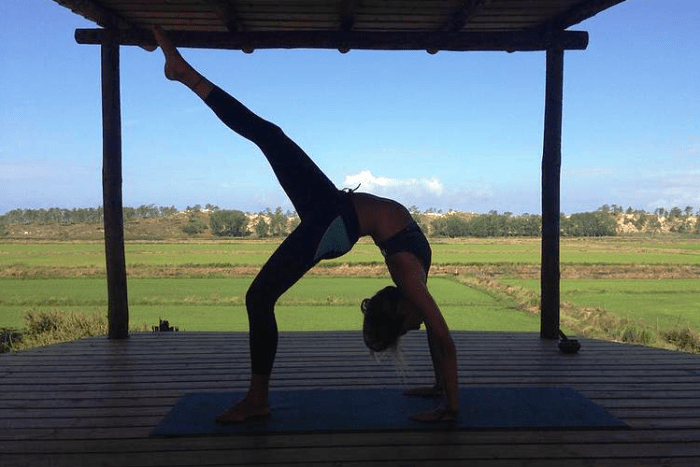 Yoga in Comporta for Perfect Posture