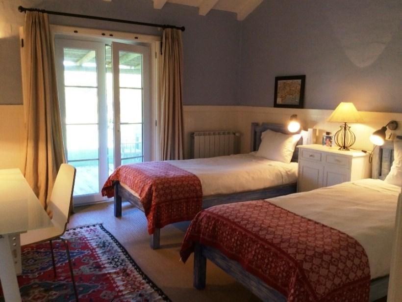 Cottage Twin Bedroom