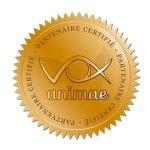 Badge partenaire Vox Animae