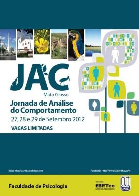 III Jornada de Análise do Comportamento do Mato Grosso - Cuiabá/MT 5