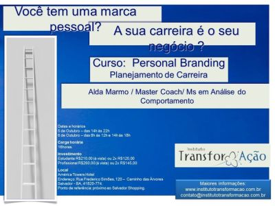 Cursos no Instituto Transformação - Salvador/BA 13