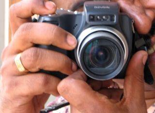 Câmera digital, a fotografia do nosso exercício diário de lidar com frustrações 11