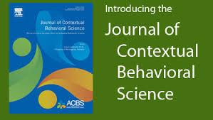 """Conheça o periódico """"Journal of Contextual Behavioral Science"""" 19"""