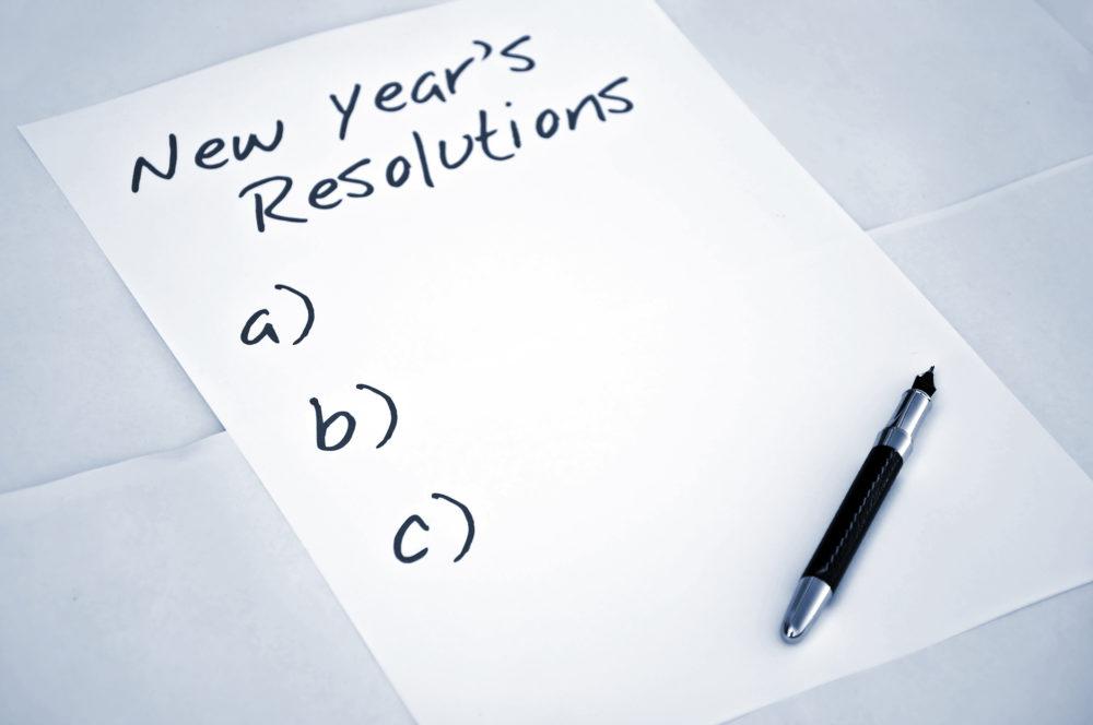 Resultado de imagem para promessas de ano novo