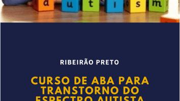 Curso ABA para Autismo em Ribeirão Preto 22