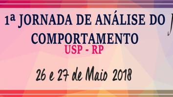 1ª Jornada de Análise do Comportamento USP - RP 33