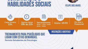 Curso de Extensão: Comunicação e Habilidades Sociais - Dr. Felipe dos Anjos 19