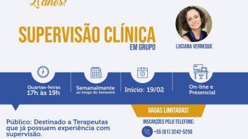 Supervisão Clínica em grupo - Dr.ª Luciana Verneque 21