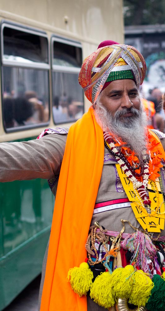 The Carnival Sikh