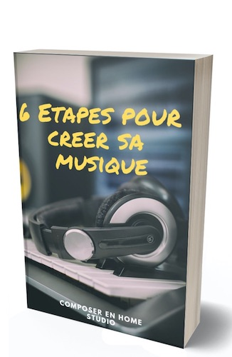 Livre Composer en home studio