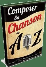 cover 3d transparent Composer sa chanson de A à Z