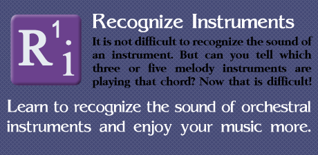Recognize Music Instruments Android App
