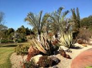 Aloe Trail entrance