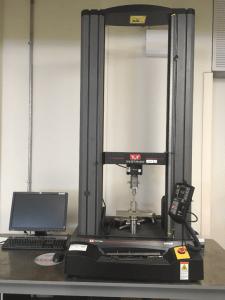 Electromechanical Actuator Testing Frame Instron 5966 (2 kip)