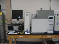 Photo of Inverse Gas Chromatograph