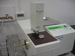 Photo of Thermogravimetric Analyzer