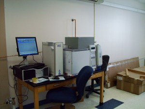 Photo of Atomic Force Microscope