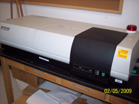 Photo of X-Ray Microtomography